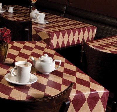 Americo Inc. & Vinyl Table Covers Vinyl Table Cloths | Americo Inc.