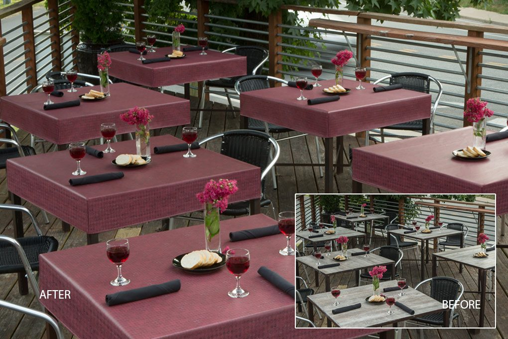 Table Cover Photo Gallery Americo Inc
