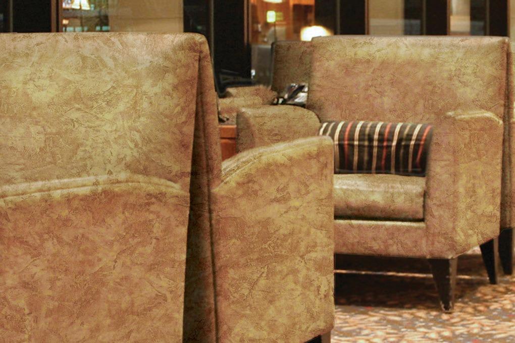 6114 terracotta upholstery americo
