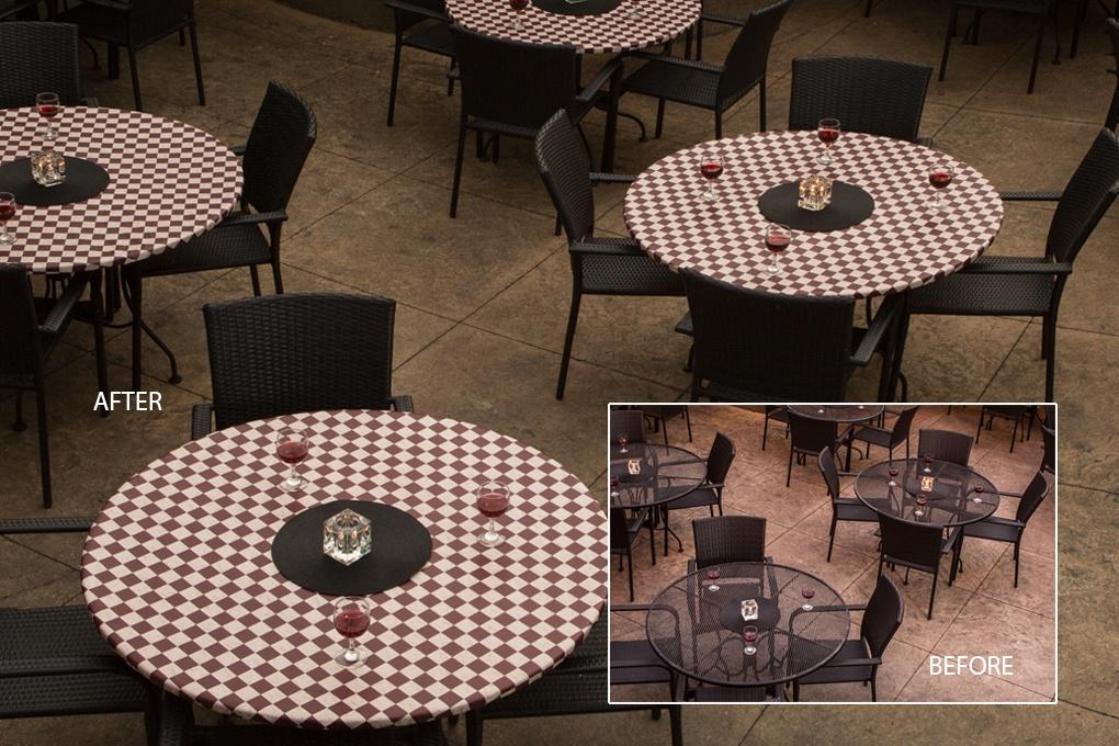9816 classic cabernet vinylb tablecloth