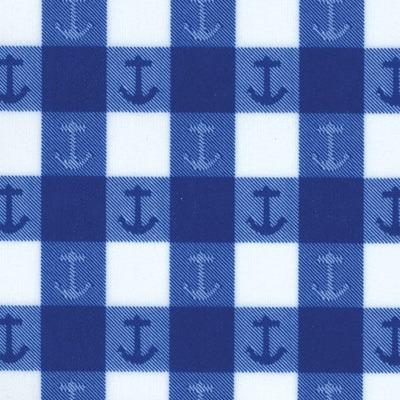 1226 anchor blue&white med