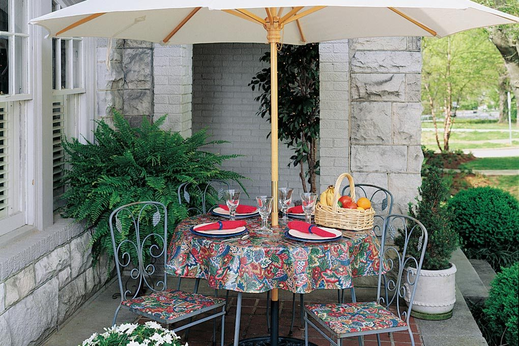 27 customer material americlear tablecloth