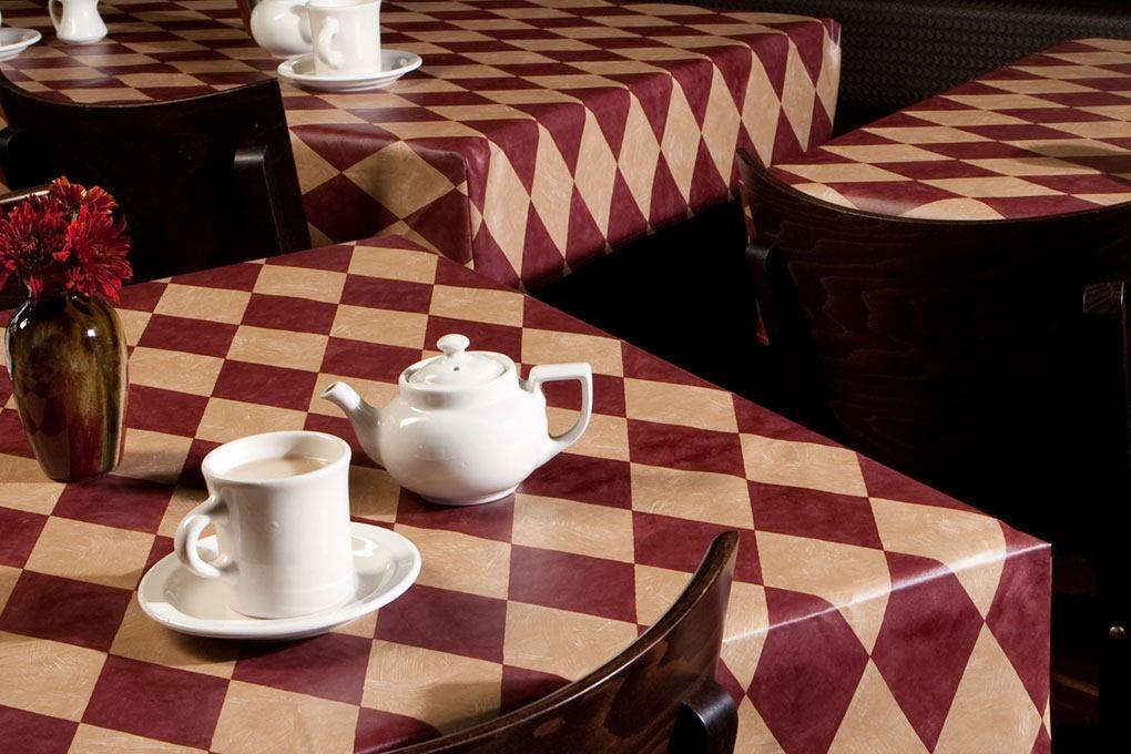 6 9829 vinyl lasagna tablecloth