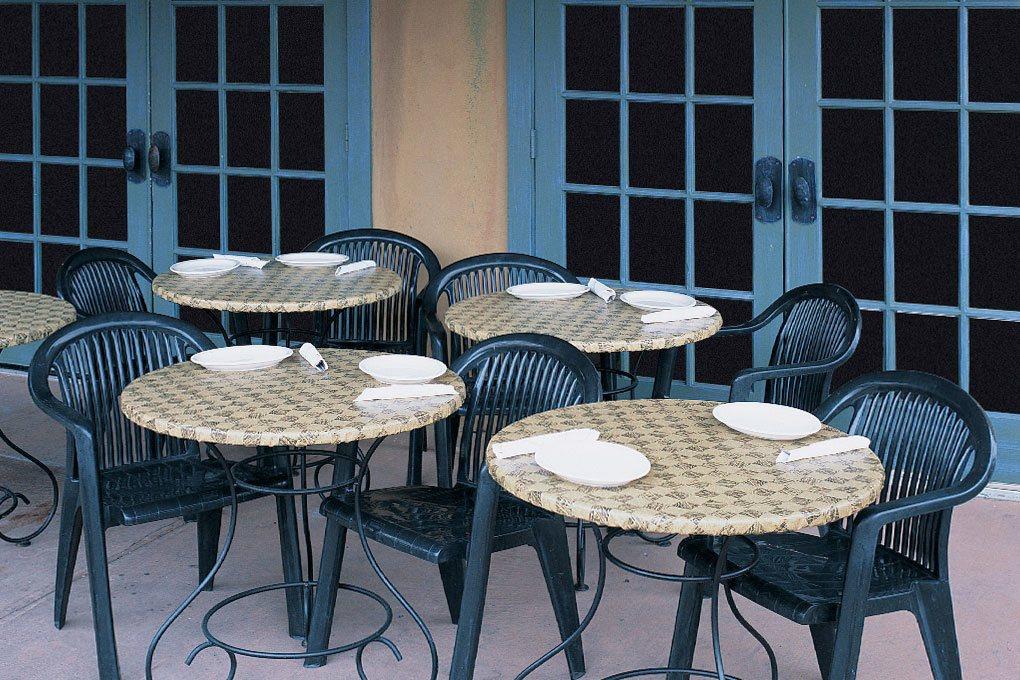 8 9809 classic golden rod tablecloth