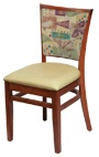 Chair 6120 potpourri 6116 oat sm
